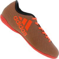 Centauro. Chuteira Futsal Adidas X ... 4851a40bd8684