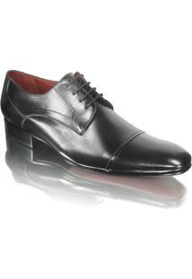 Sapato Albanese Black Tie - Masculino-Preto