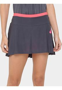 Short Saia Asics Tennis Slice