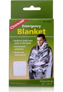 Cobertor De Emergência Coghlan'S Aluminizado