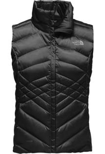 Colete Aconcagua Preto Fem - The North Face