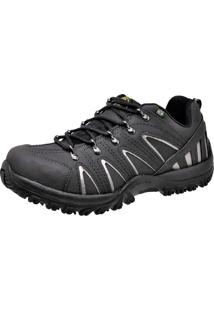 Bota Cr Shoes Adventure Fashion Preta