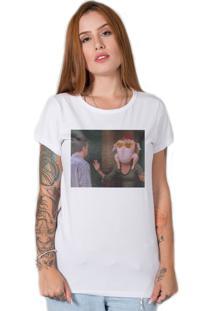 Camiseta Monica Geller Friends Branco - Branco - Feminino - Algodã£O - Dafiti
