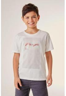 Camiseta Infantil Conexao Perdida Vj Reserva Mini Masculina - Masculino