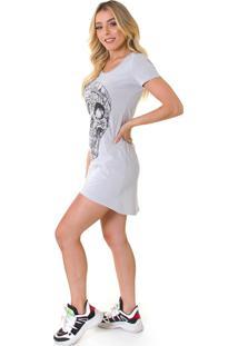 Camiseta Operarock T-Shirt Max Cinza