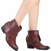018f6941d2 Ankle Boot Fashion Schutz feminina