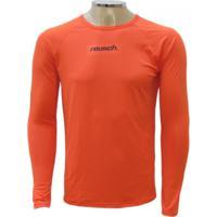 Camisa Térmica Reusch Underjersey M L Infantil - Masculino 62392093376