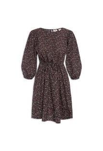 Vestido Primrose - Preto
