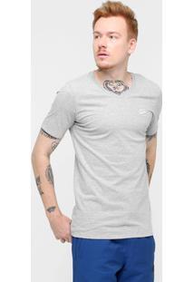 5673b147bd Camiseta Nike Nsw Vnk Club Embrd Ftra Masculina - Masculino