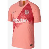 Camisa Nike Barcelona Iii Vapor 2018 19 Jogador Masculina 8b0e782d3d248
