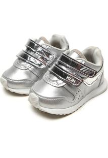 9e2304871 Tênis Para Meninos Klin Metalizado infantil