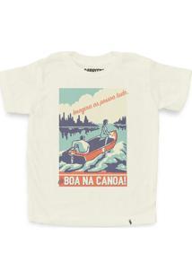 Imagina As Pessoa Tudo - Camiseta Clássica Infantil