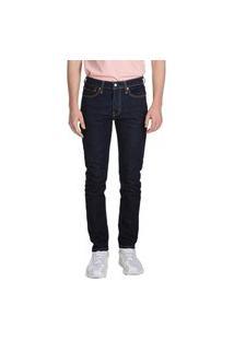 Calça Jeans Levis 510 Skinny - 50485 Azul