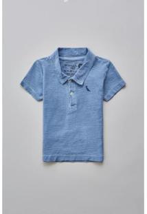 a2390aaa53 Camisa Polo Masculina Infantil Bb Piquet Flame Reserva Mini - Masculino