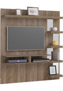Painel Para Tv Até 47 Polegadas Premium Canela - Artely