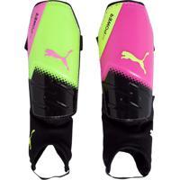 Caneleira Puma Evopower 3.3 Verde Rosa d4d96ee94a8e0
