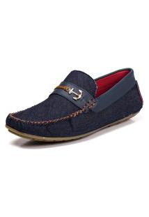 Mocassim Casual Kapell Jeans