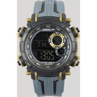 155a4224741 CEA. Relógio Digital Speedo Masculino - 80596G0Evnp3 Preto ...