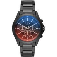 219429375df Relógio Armani Exchange Masculino Drexler - Ax2615 1Pn Ax2615 1Pn -  Masculino-Preto