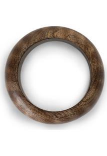 Bracelete Largo Madeira