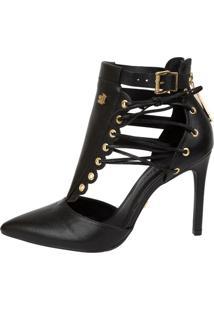 Ankle Boot Lança Perfume 1688641 Preto