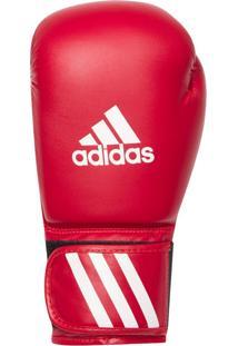 Luva Boxe Adidas Speed 50 Vermelho