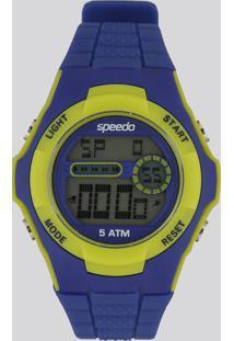 Relógio Digital Speedo Feminino - 81121G0Evnp5 Azul Marinho - Único