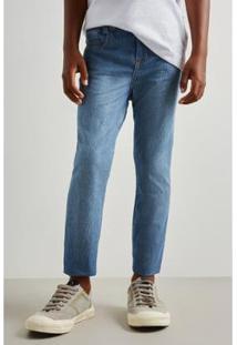 Calça Mini Sm Risca Reserva Mini Masculina - Masculino
