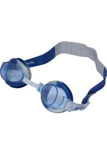 Óculos De Natação Speedo Dolphin - Infantil - Azul Esc/Azul