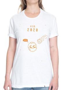 Vem 2020 - Camiseta Clássica Unissex