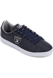 Tênis Nfl Oakland Raiders Shield Masculino - Masculino-Marinho