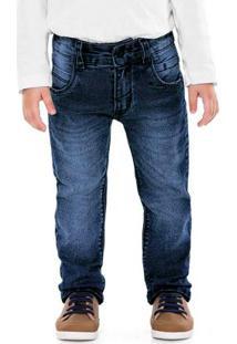 Calça Jeans Playground