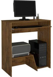 Mesa Para Computador Com Suporte Para Teclado Iris Jcm Móveis Nobre Soft