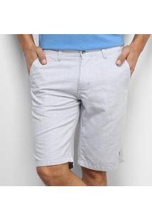 Bermuda Aleatory Bolso Faca Masculina - Masculino