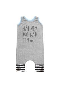 Pijama Regata Comfy Náo Vem Que Náo Tem