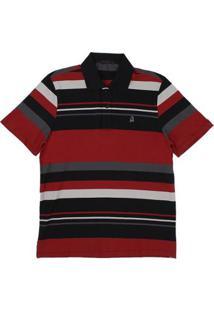 3240b3446a46f Camisa Polo Piquet Listrada Tassa Masculina - Masculino