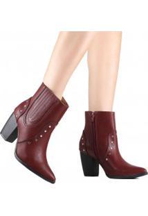 Bota Via Marte Country Ankle Boot 19-6002