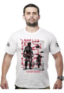 ed9c00b3c2 Camiseta Militar Si Vis Pacem Para Bellum Team Six Military Wear - Masculino