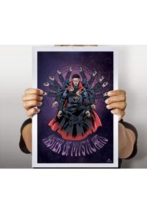 Poster Lotus Strange
