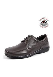 Sapato Diabetics Zen Marrom