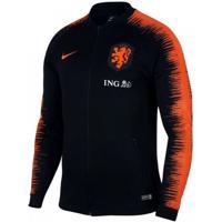 Jaqueta Masculina Nike Holanda Anthem 3583e20b86e32