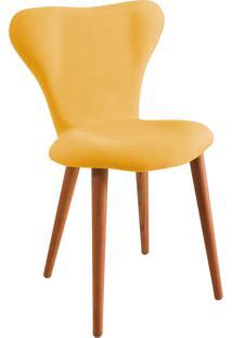 Cadeira Jacobsen 1132 Amarela Daf