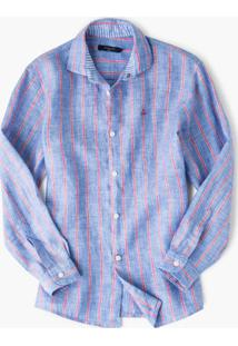Camisa Bulls Stripes Ml Richards