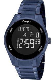 Relógio Champion Digital Ch40231A - Unissex-Azul