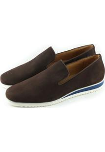 Sapato Main Shoes Slipper Capri Café