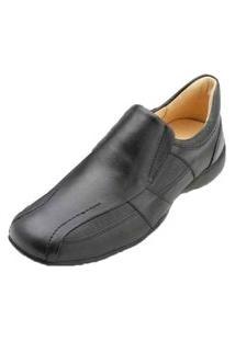 Sapato Sandro Moscoloni Banta Slip Preto