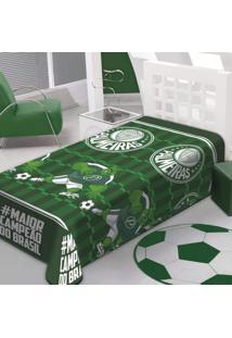 Manta Soft Jolitex Palmeiras