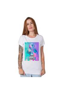 Camiseta Stoned Aquarelle Branca