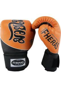Luva Boxe Muay Thai Fheras New Top Thailandesa Ll - Unissex