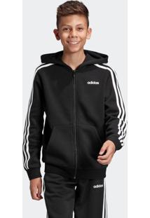 Jaqueta Adidas Yb E 3S Fz Hd Preto - Kanui